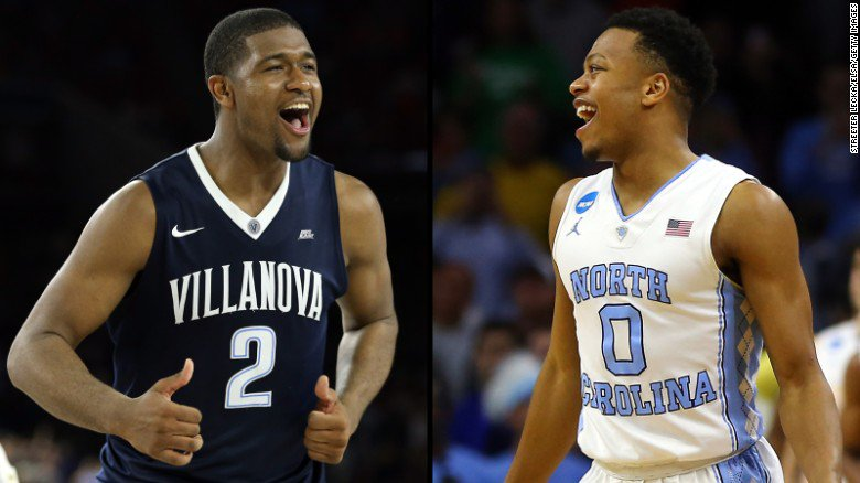 Tonight, two brothers will play for the NCAA men's basketball title