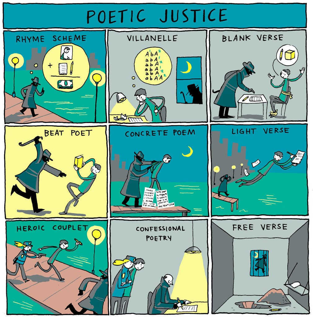 Brilliance by Grant Snider