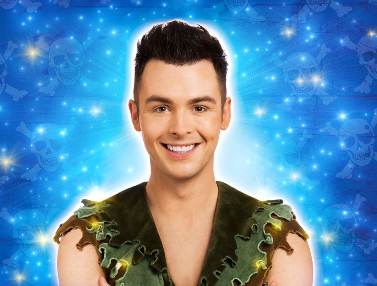 Union J's @JaymiUJWorld to star as the high-flying hero of @The_White_Rock's Peter Pan! https://t.co/Nzulivk2Yv https://t.co/wB0z7tvEWJ