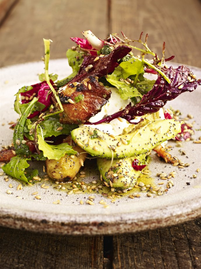 With loads of spices, this avocado salad is a real winner for today's #RecipeOfTheDay! https://t.co/aiGpOiTXuW https://t.co/3bJ4vWcUb8