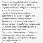 @Benji_Mascolo @Benji_Mascolo ci tengo tantissimo che tu legga questa lettera anche se è di aprile❤ Grazie per tutto https://t.co/oczfRKjTTf