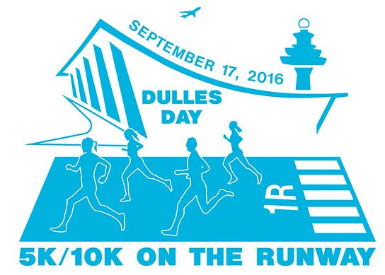 RT @PRRaces: Run on the @Dulles_Airport runways. Dulles Day 5k/10k on the Runway registration now open! https://t.c…