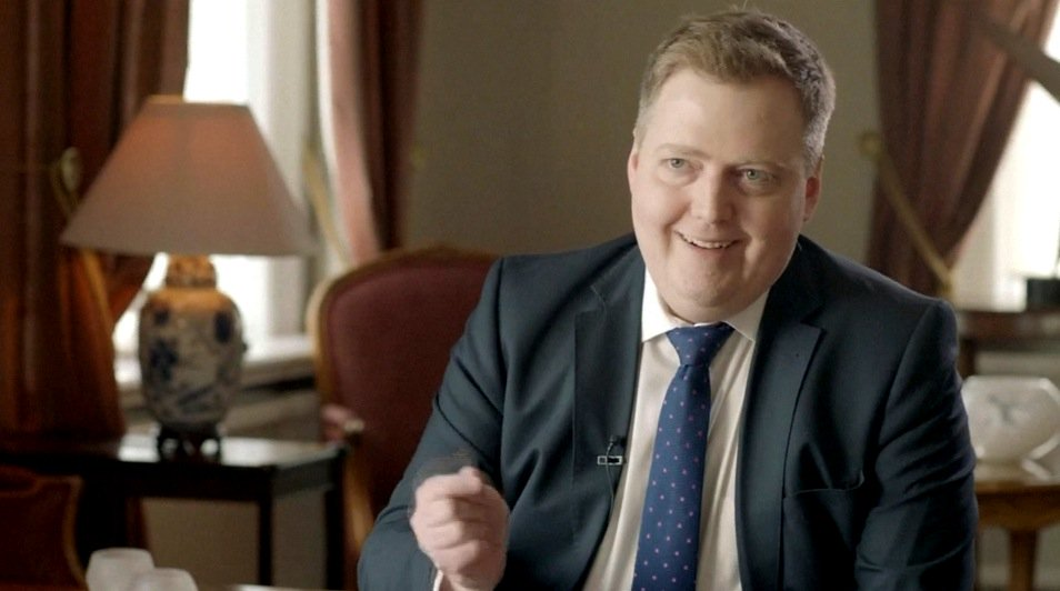 Watch: Iceland's PM walks out of interview over 'Panama Papers'
