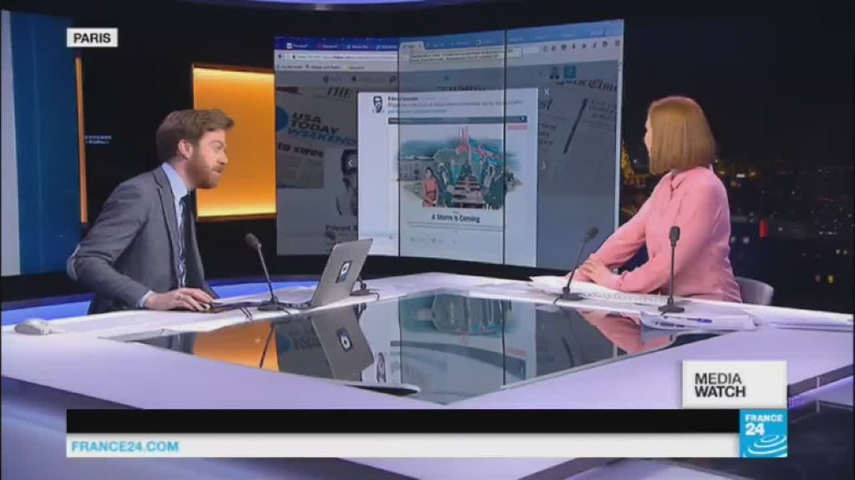 VIDEO -  Reactions to the Panama Papers