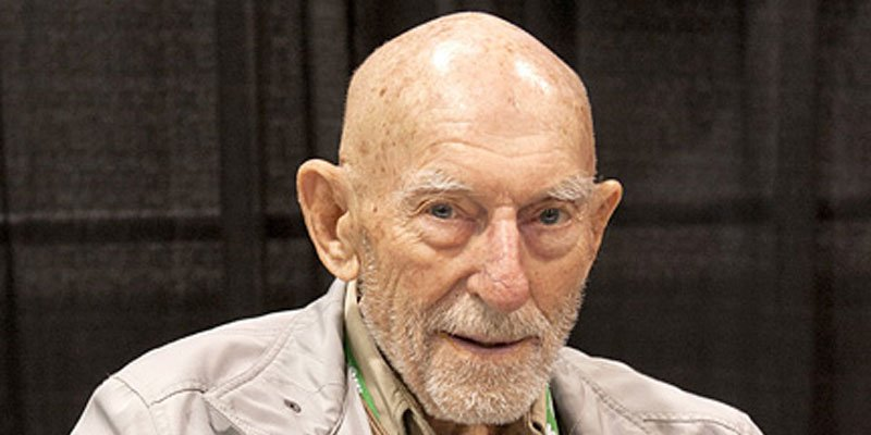 The voice of StarWars' Admiral Ackbar, Erik Bauersfeld, dies at 93