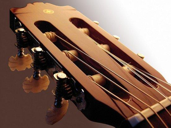 Установка струн и настройка гитары для начинающих