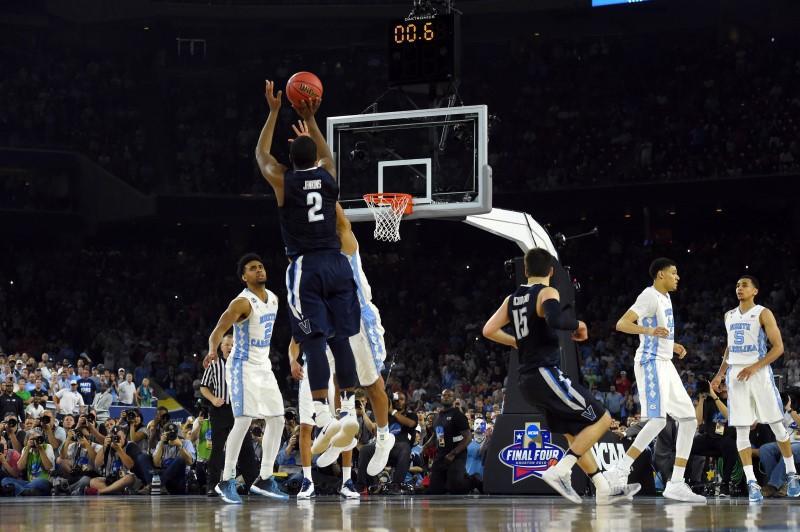 Dramatic late basket earns Villanova NCAA title