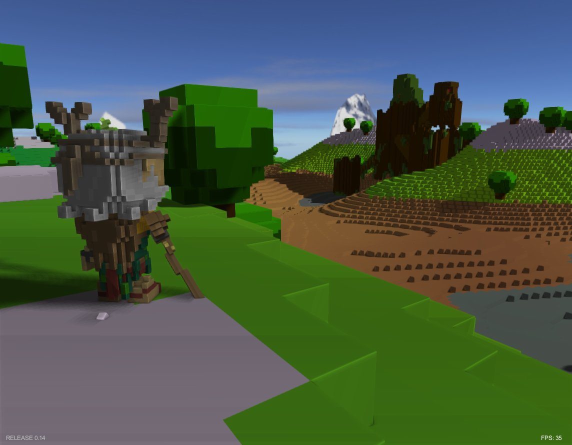 """I see something in the distance..."" (@y2bcrazy) #Vox #opensource #gamedev #voxels https://t.co/tRqMGe1fHk https://t.co/vZwvqgkKj1"