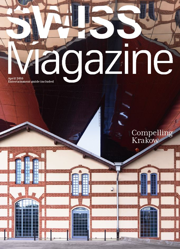 New SWISS Magazine availiable. Enjoy reading on board or online: