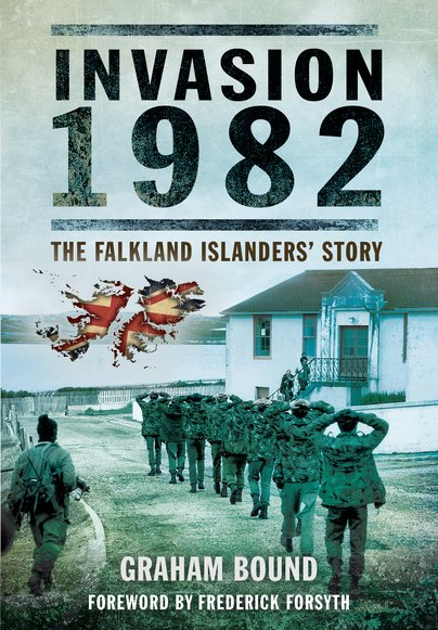 New, now in paperback: Invasion 1982 – The Falkland Islanders' Story by @Boundungagged https://t.co/wgv5h2YmWp https://t.co/ZNCruguT5b