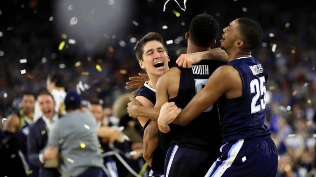 Villanova beats North Carolina for NCAA men's championship From @Globe_Sports