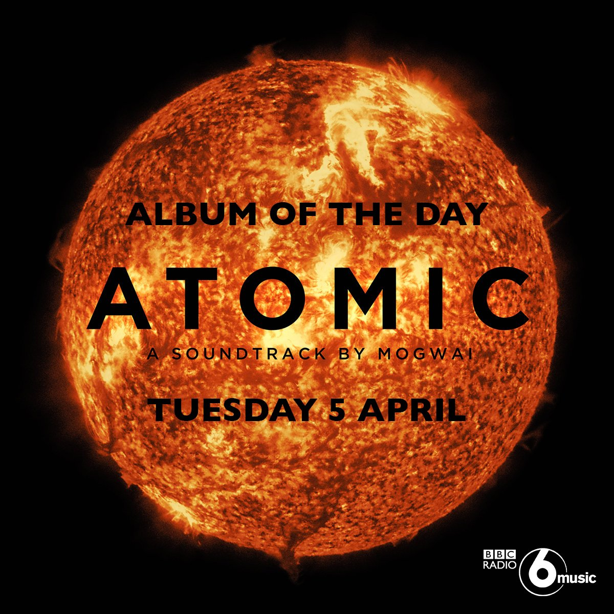 The awesome 'Atomic' is AotD - @mogwaiband being the only band that could give the nuclear age a fitting soundtrack https://t.co/DTg31vXmmD