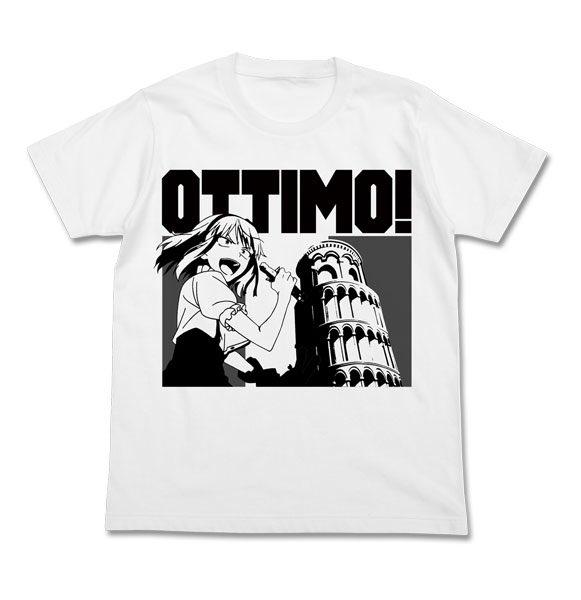 コスパさんより「オッティモ」Tと「サヤ師爆誕」Tが登場です。共に2900円+税で、S/M/L/XLの4サイズ展開。いち早