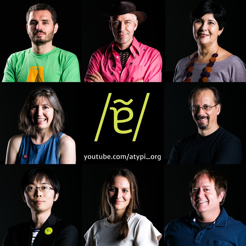 And the 1st batch of #Atypi2015 videos is finally up on our new Youtube channel » https://t.co/1jmswRAp7J https://t.co/2Z4ltQPdCM