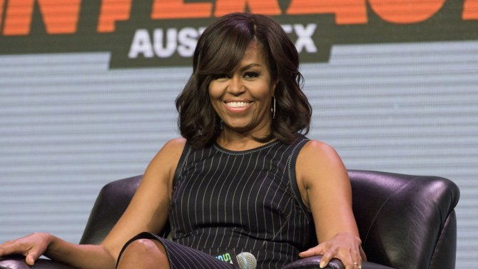 Michelle Obama, Netflix among 2016 Webby nominees