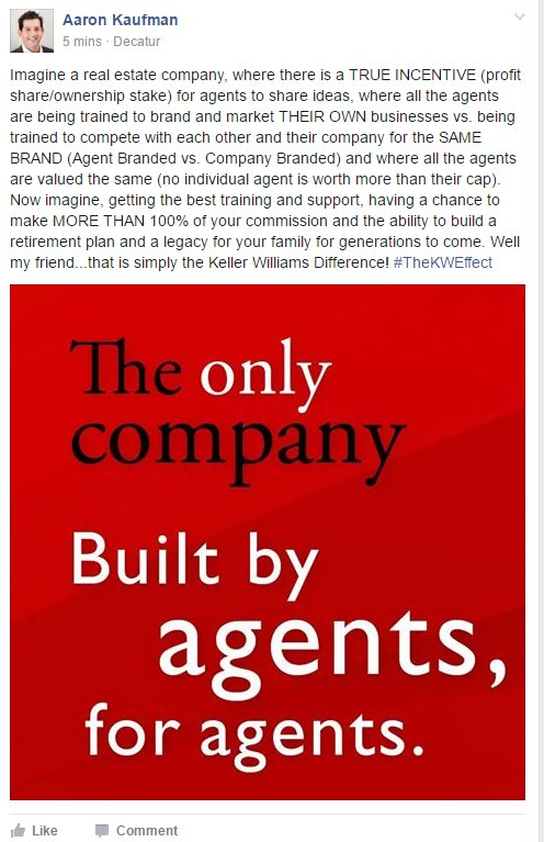 This is The Keller Williams Realty Difference! https://t.co/7Q1LhHullQ #TheKWEffect #kwri #realtor https://t.co/BjnW1b739c