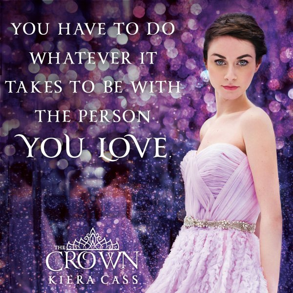 Only four more weeks to go, Selectioners! Will Eadlyn find The One in THE CROWN?! @kieracass https://t.co/KSV8Dvm2RA https://t.co/golcxjO1xg