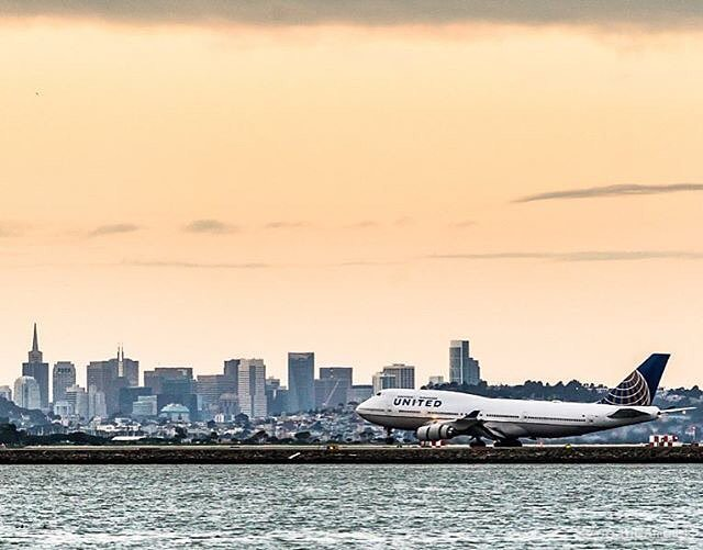 RT @onlyinsf: Did you know? More than 50 million passengers came directly through @flysfo last year. @jg… https://t…