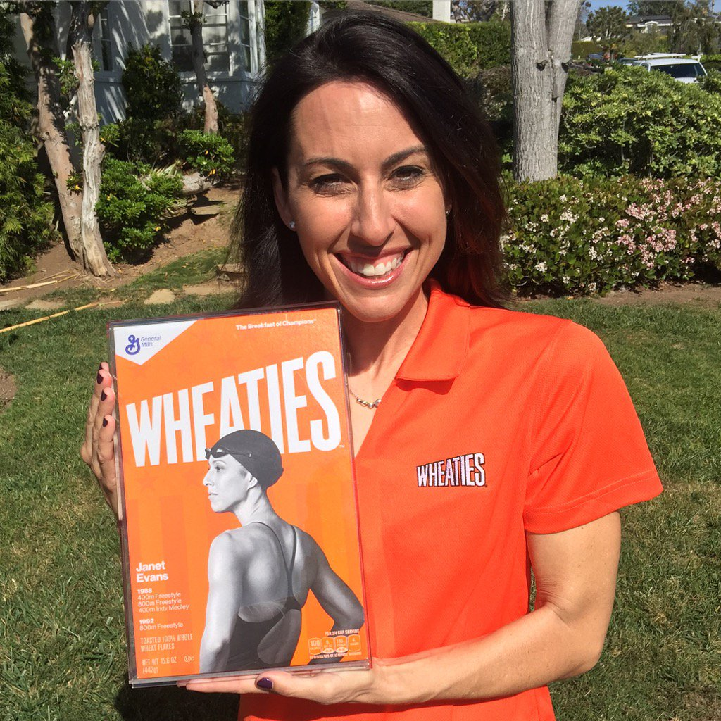 Some things are with the wait. Thanks @Wheaties for the incredible honor! #WheatiesLEGENDS https://t.co/yeM6uQpgTR https://t.co/59A1XAJwZQ