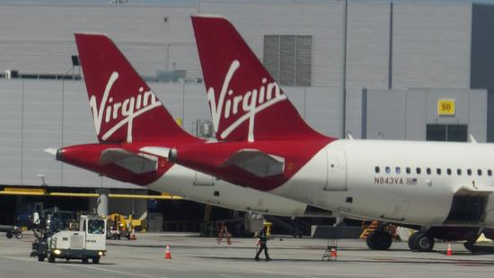 RT @latimes: Virgin America, to be bought by Alaska Airlines, again ranked 1 U.S. airline