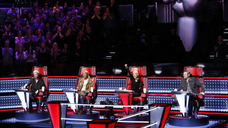 TV Ratings: 'The Voice' Dips Against Broadcast Repeats, NCAA Basketball