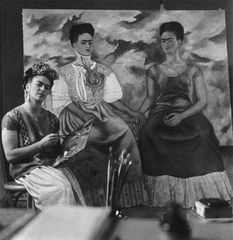 'I paint self-portraits because I am so often alone, because I am the person I know best.' ― Frida Kahlo https://t.co/rdASQlhcNB