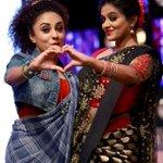 RT @PriyaManiWeb: Pics// #EasternD3 #Beauties  @priyamani6 & @Pearle_Maaney https://t.co/QjWmj2uogR