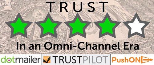 Join us and partners @PushONltd & @Trustpilot for a free seminar on trust in #omnichannel https://t.co/lgVKFdqgdm https://t.co/7KZYbv1vbR