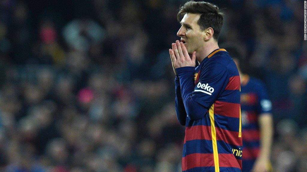 Panama Papers: Barcelona promises Lionel Messi legal and financial backing