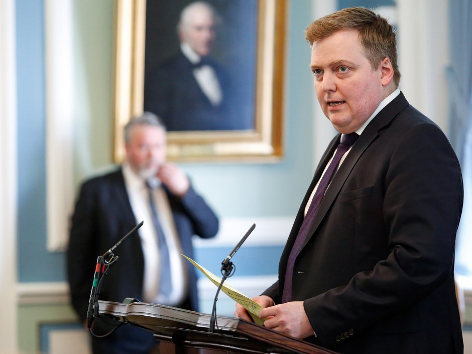 Iceland's embattled prime minister to resign amid Panama Papers offshore holdings scandal