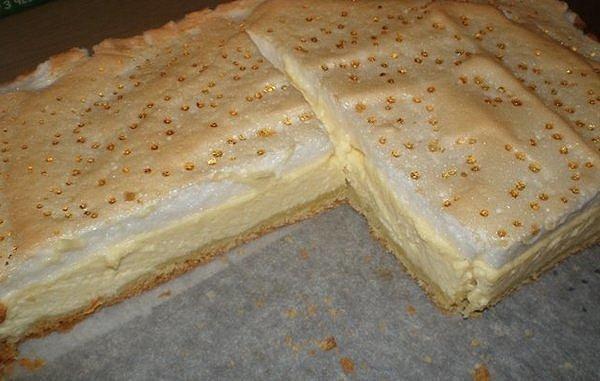 Пирог с творогом слезы ангела
