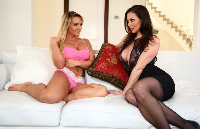 RT @Arch_Angel_XXX @CaliCarterXXX & @KendraLust in #FirstAnalLust out now! #ArchAngel https://t.co/y