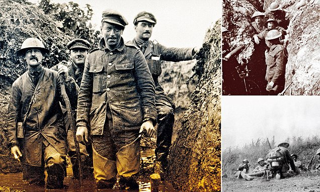 The Somme: it's taken 100 yrs to get an insight as vivid as this – from a brilliant new book https://t.co/LzSDRFF5nq https://t.co/YbrL6opyhX