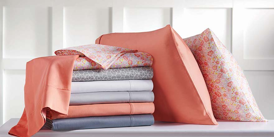 The coral & gray trend has made its way to our sheets! Which style do you like best? RT to #win #WalmartWednesday https://t.co/OKi4pBAlTF