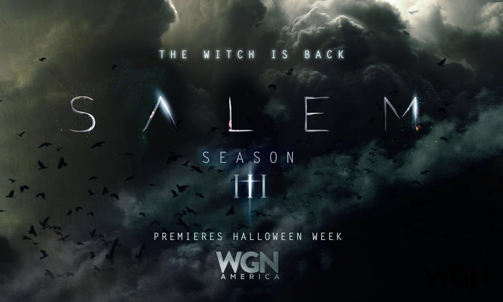 Good things come to those who wait....Season 3. SALEM. Goes down better during Halloween, don't ya think?