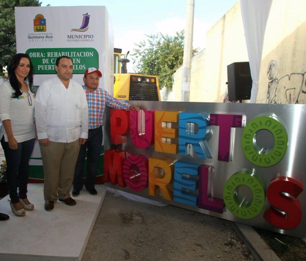 5Años @betoborge #ComprometidoContigo trabajo y esfuerzo por un mejor #QuintanaRoo, Enhorabuena! https://t.co/b2Es4BJNTT
