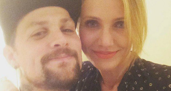 It was love at first (and second) sight for Cameron Diaz when she met husband Benji Madden: