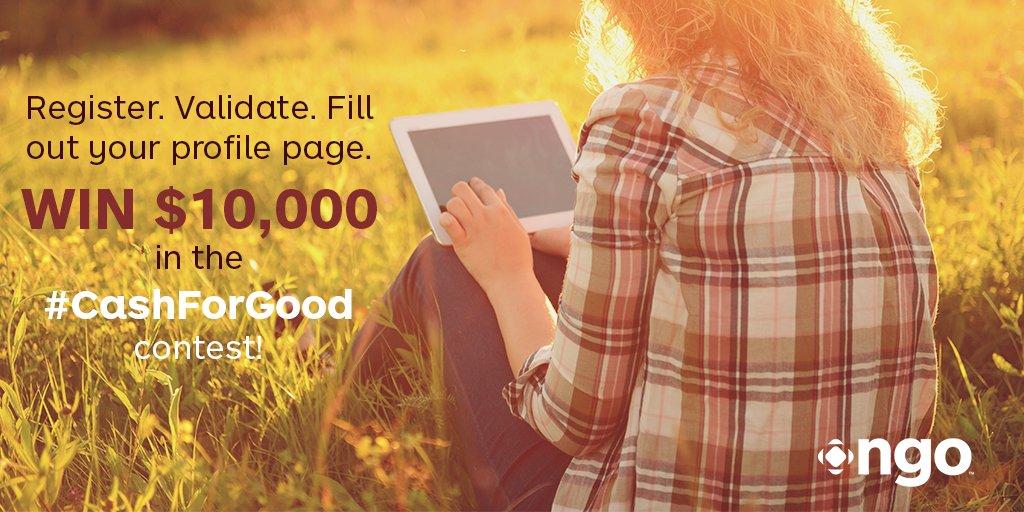 Enter to win $10,000 in the @PIRegistry .NGO #CashForGood contest! More info here: https://t.co/Q3BLgf0oW8 #dotNGO https://t.co/5j7krwKjps
