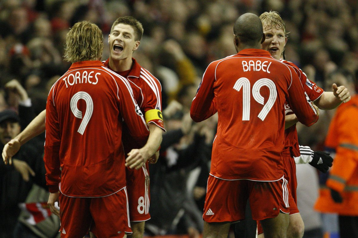 Image result for liverpool 5-3 arsenal 2008