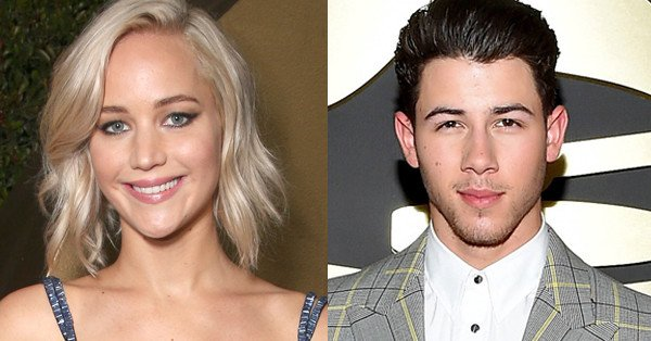 Nick Jonas might just be interested in getting close to Jennifer Lawrence: