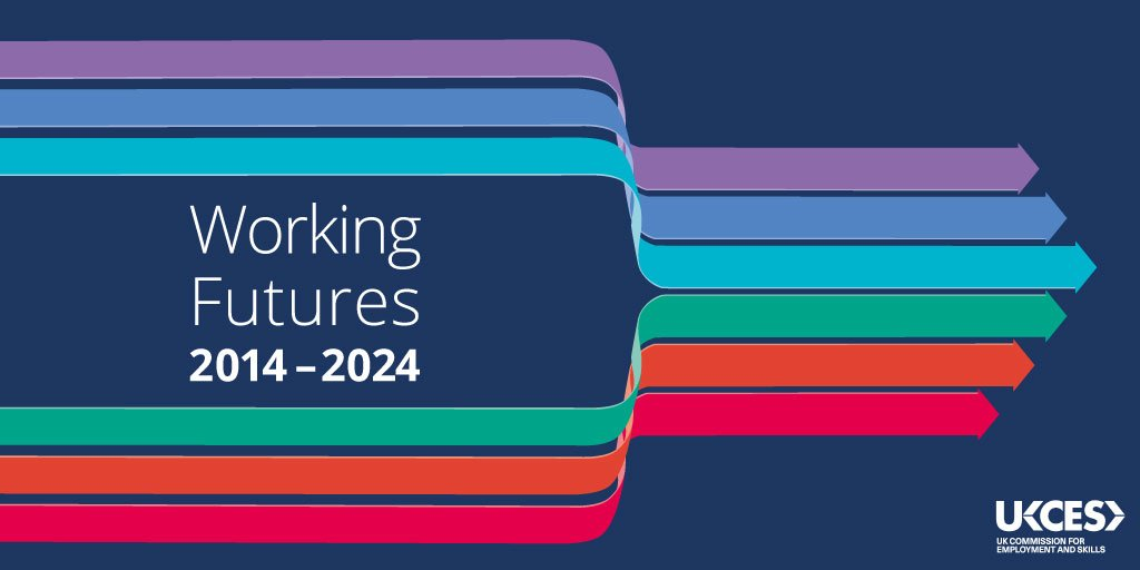 Our new labour market projections are released today! https://t.co/cT8cuMb0vr #WorkingFutures https://t.co/OFut9XhwUx
