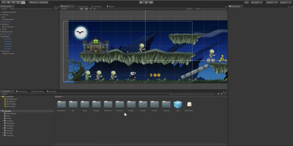 Interested in #Gamedev? Learn the basics of #Unity & build your own game w/ @MSVirtAcademy: https://t.co/kSuronCHdU https://t.co/8ITn5fWYC8