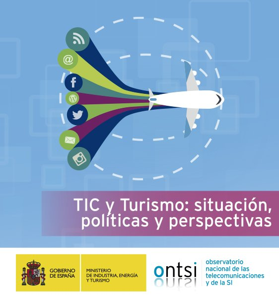 "¡NUEVO!! ¡Ya disponible el Informe ""#TIC y #Turismo: situación, políticas y perspectivas""! https://t.co/PEyJxmFlg9 https://t.co/FWqxkRjsOb"