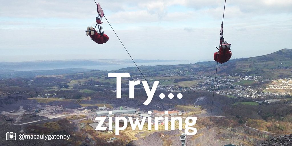 Brace yourself for the fastest zip wire in the world. Learn more about adventures in