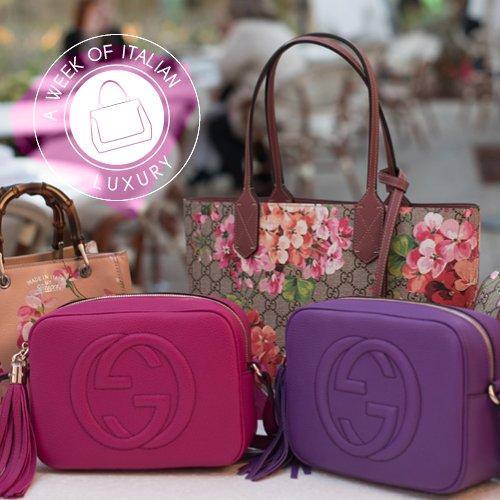 Enter to win a Gucci bag: https://t.co/Sy9JrrwoXV #RT & tweet @BrioItalian #BrioItalianLuxury & u could win a $25GC https://t.co/SDWojZUvhc