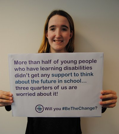 Scottish election candidates: will you #bethechange for young people who have learning disabilities? #SP16 https://t.co/E09vyb3po4