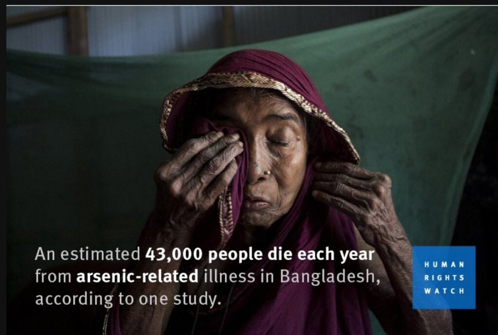 why are people still dying of arsenic in Bangladesh? https://t.co/PpMC6nZhNf v @snorthfield45 https://t.co/nkSiqS7yiv