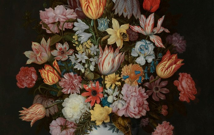 ★★★★★ #DutchFlowers @NationalGallery beauty and drama all wrapped up https://t.co/mvRkRmNTj5 https://t.co/8S3rv5B465