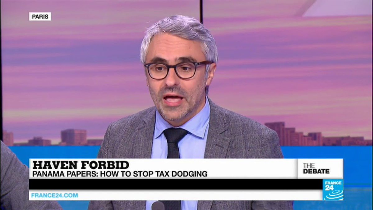 VIDEO -  Panama Papers: Why are there no americans?