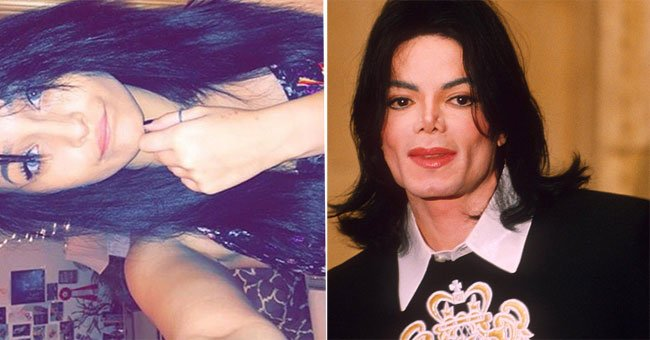 Michael Jackson's daughter just paid tribute to him in a *very* special way...
